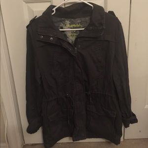 Outdoor jacket/army style